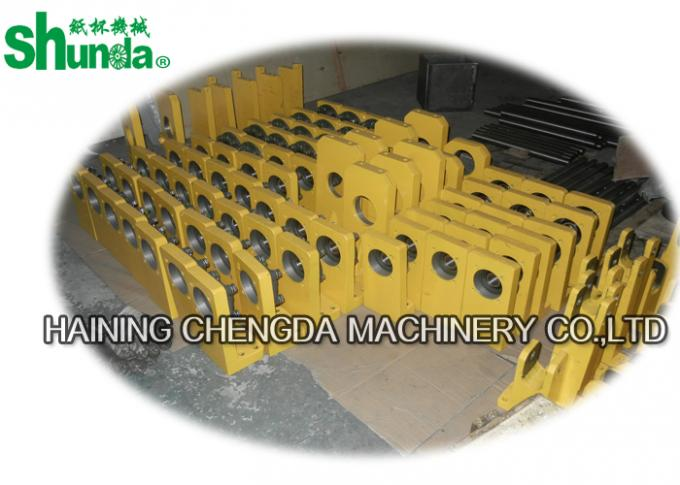 Double Wall Disposable Juice Paper Bowl Making Machine For Cold / Hot Drink