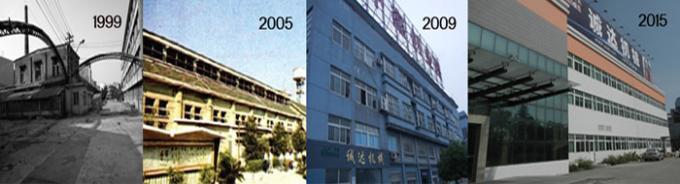 HAINING CHENGDA MACHINERY CO LTD