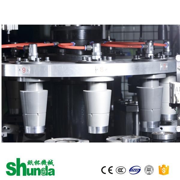 Fully Automatic High Speed Paper Cup Machine Highly Efficiency