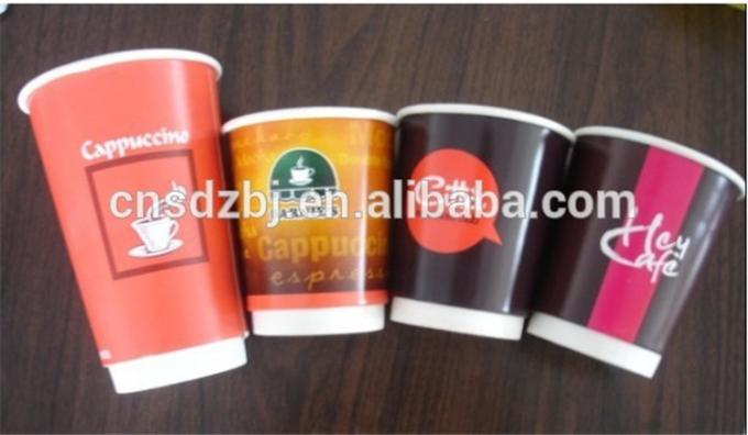 Automatic Paper Cup Machine Fully Automatic Coffee Cup Double Wall Paper Cup Machine 70-80pcs/Min