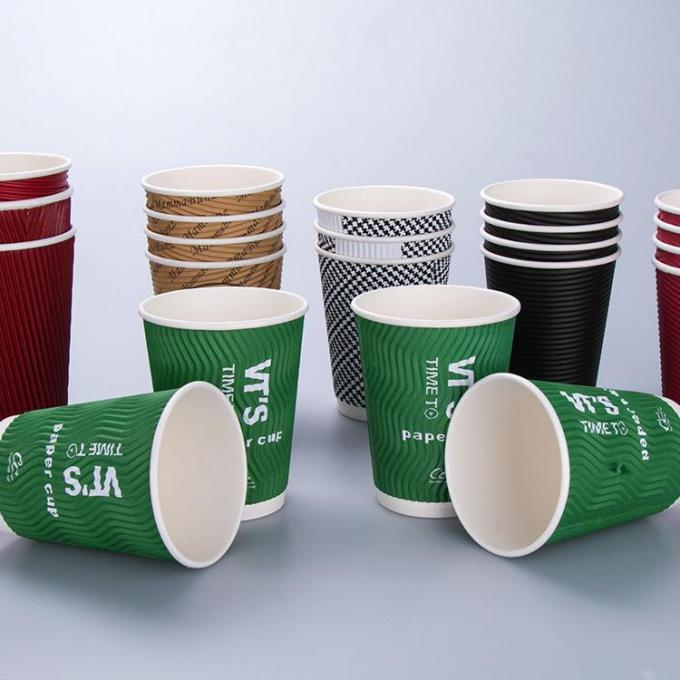 Double Layer Paper Cup Making Machine For Coffee and Tea Cup High Efficiency 90-100 Cup/min