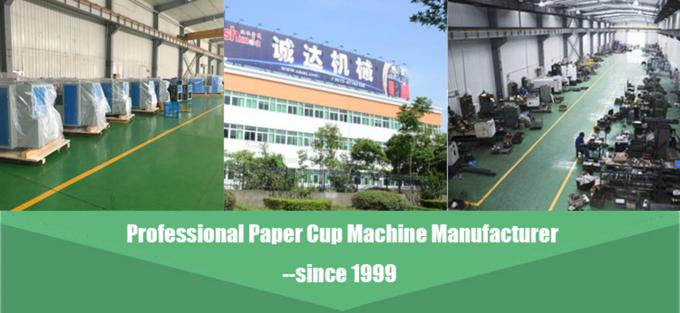 Restaurant Printed Disposable Paper Bowl Making Machine for Noodle Box