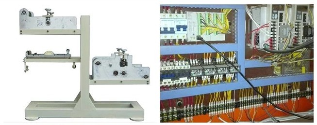 Customized Paper Made Drinking Straw  Machine With PLC Control System