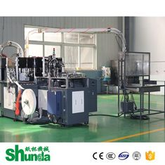 China Fully Automatic High Speed Paper Cup Machine Highly Efficiency supplier