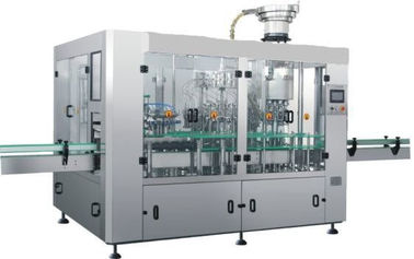 Fully Automatic Liquid Filling Machines With National Food Hygiene Standards
