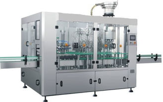 China Fully Automatic Liquid Filling Machines With National Food Hygiene Standards supplier
