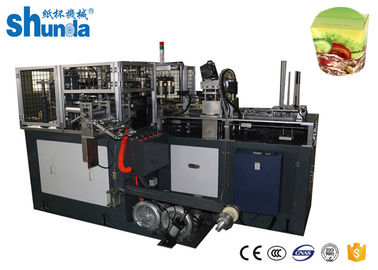 China Middle Speed Take Away Doner Box Forming Machine 70 - 80 pcs/min supplier
