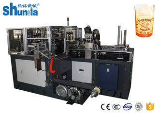 China Full Automatic Doner Kebab Lunch Box Forming Machine For Food Packaging supplier