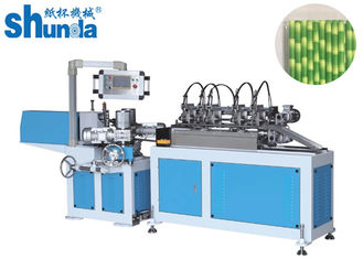 China Replacement Paper Tube Making Machine Automatic Paper Made Drinking Straw supplier