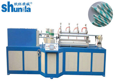 China Flexible Paper Drinking Straw Making Machine Customized Made Easy Maintenance supplier