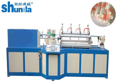 China Paper Drinking Straw Paper Tube Forming Machine 3 Layers Fully Automatic supplier