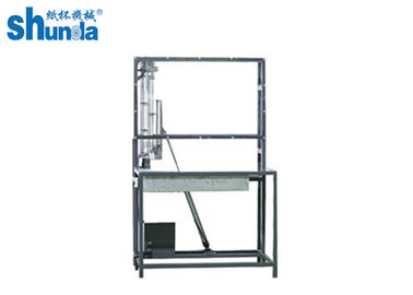 China Disposable Tea / Coffee/Juice Cup Automatic Collector Optical Inspection Machine supplier