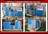 China Safety Disposable Paper Coffee Cup Making Machine , Automatic Paper Cup Forming Machine factory
