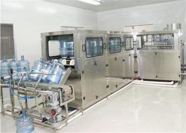 China Barreled Water Automatic Filling Machine Liquid Filler Machine distributor