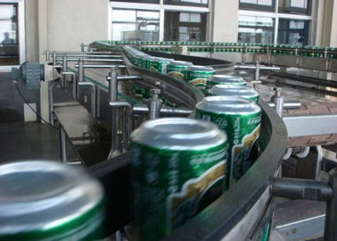 Pop Top Can Liquid Filling Equipment All In One Beer Filling Machine