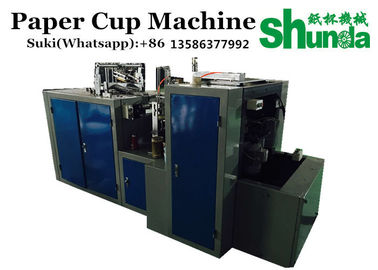 China Black / Green Tea Paper Cup Forming Machine Single PE Coated Paper factory