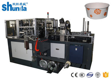 China Hot Soup Paper Bowl Making Machine With Evergreen Ultrasonic As Food Container Making Machine distributor