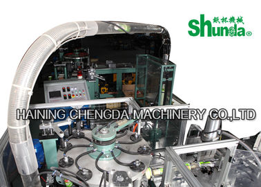 China Disposable Tea / Juice Paper Cup / Bowl Inspection Machinery distributor